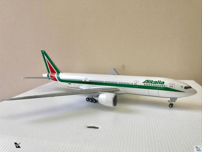 Alitalia - B777 - Miniatura