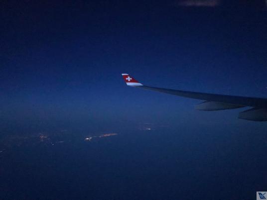 Asa A330 - Swiss - Escuro