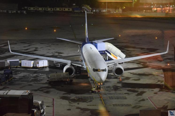 B737 - Jet Airways - Mumbai