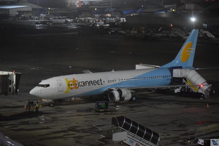 B737 - JetConnect - Mumbai