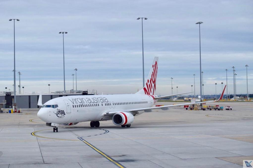 B737 -Virgin - Melbourne (2)