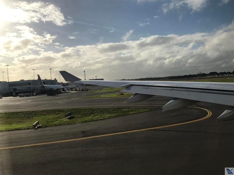 Decolagem - A330 - Qantas SYD (1)