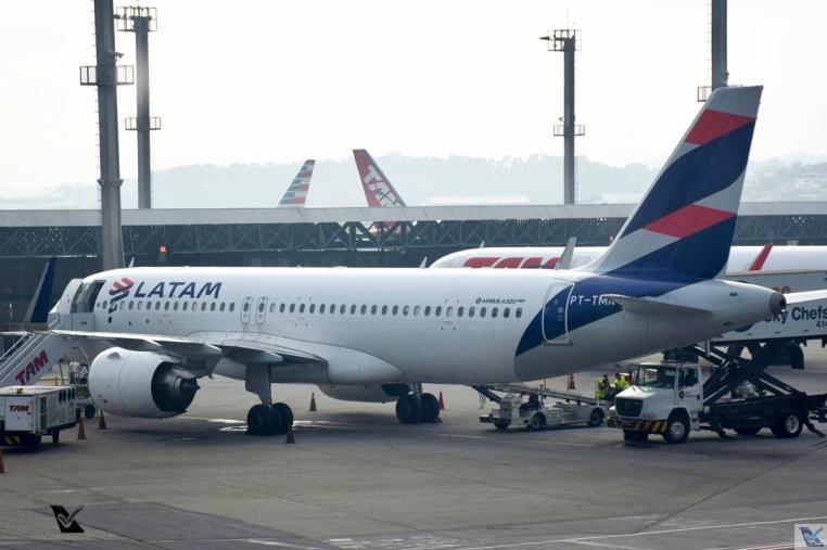LATAM A320Neo - Foto