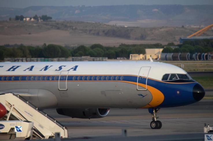 Lufthansa - A321 - Foto