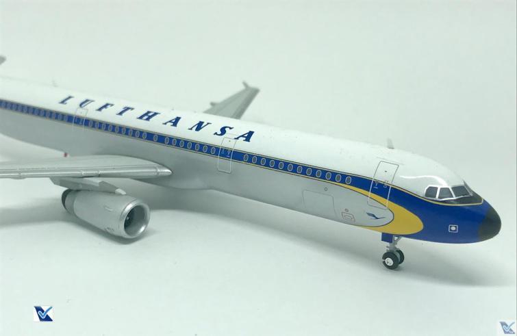Lufthansa - A321 - Miniatura 2
