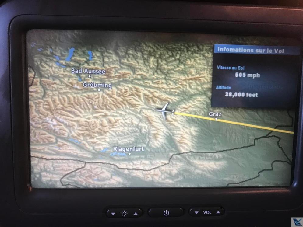 Mapa de Voo - A330 - Swiss (4)