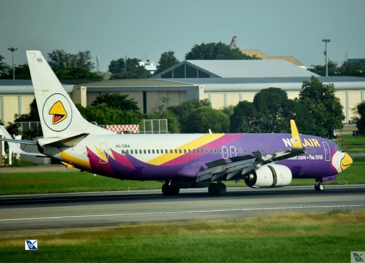Nok Air - B737 - Foto