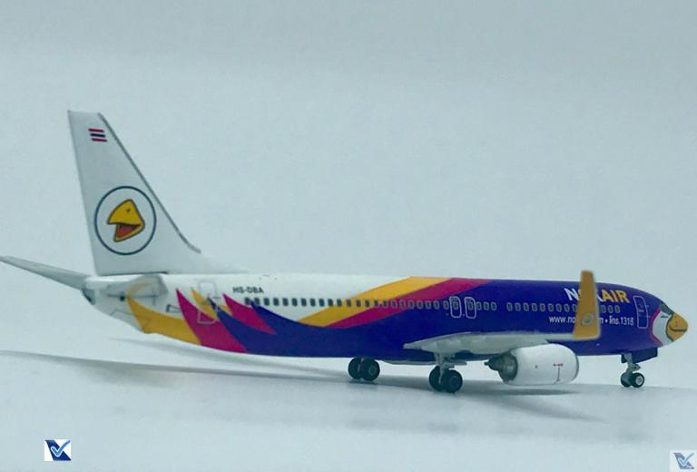 Nok Air - B737 - Miniatura