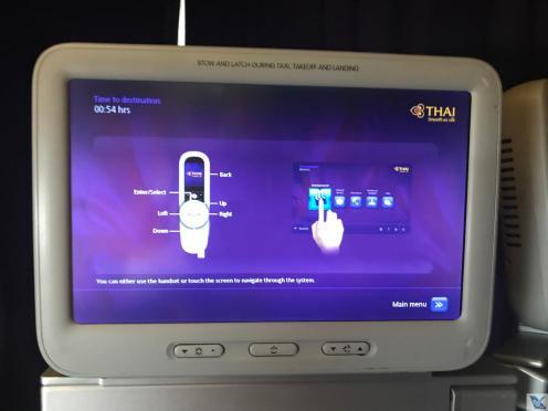 Sistema de Vídeo - B747 - Thai (4)