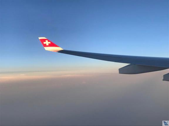 Asa - A330 - Swiss - Manhã (3)