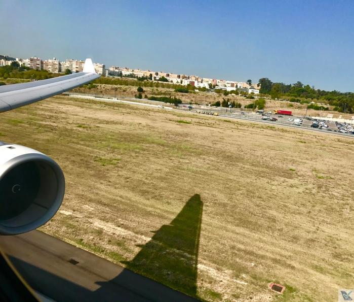 Asa + Motor - A330 - TAP - Pouso (5)