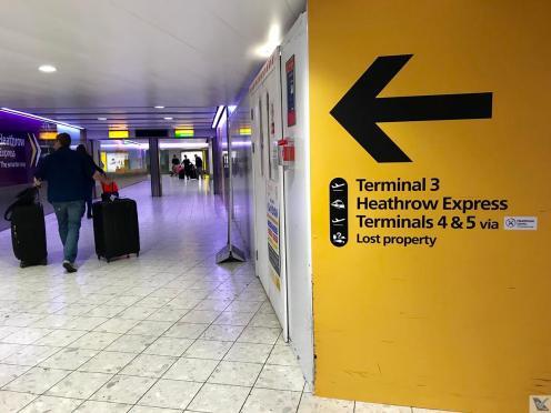 Caminho Metro-Terminal LHR (3)