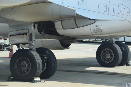 E-jet - Air Europa - Embarque Lisboa 6