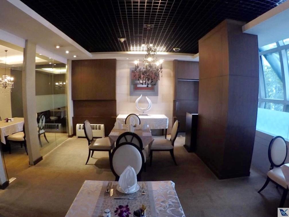 Sala VIP - Thai - BKK - Sala de Jantar