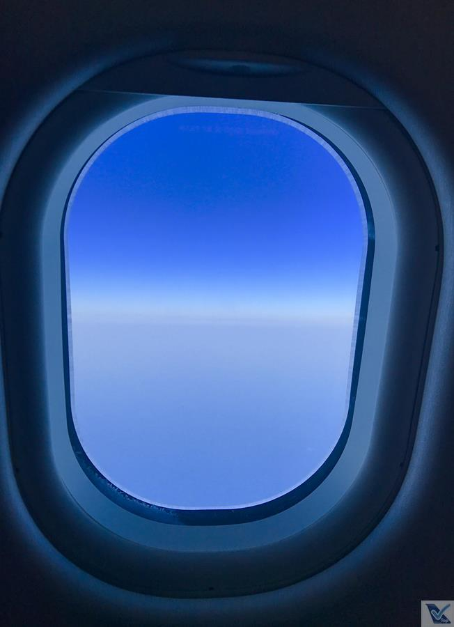 Janela - Céu Azul - A330 - TAP - REC LIS 2