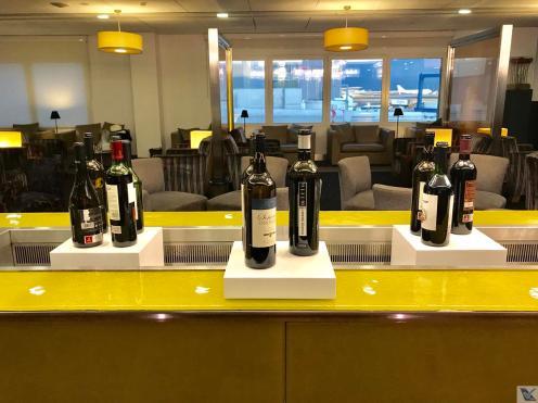 Sala VIP - British - Vinhos