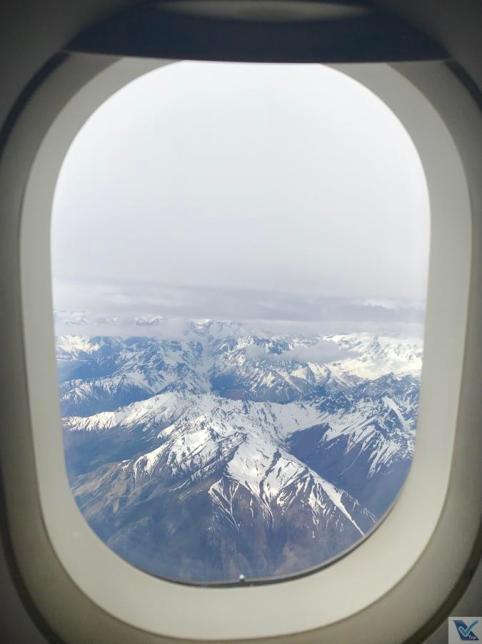 Janela A320 - LATAM - Andes (1)