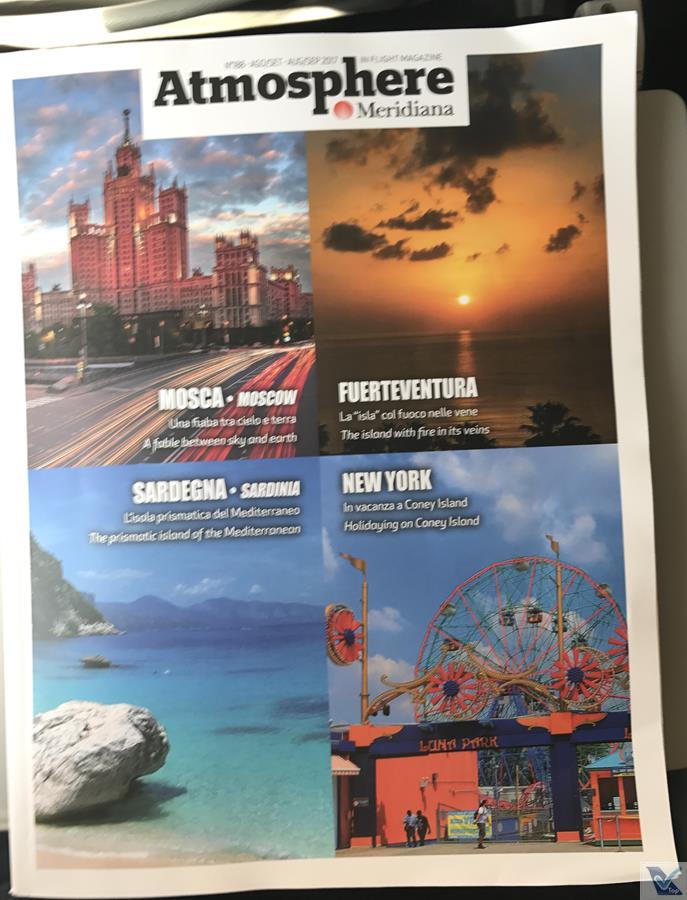 Revista de Bordo - Meridiana