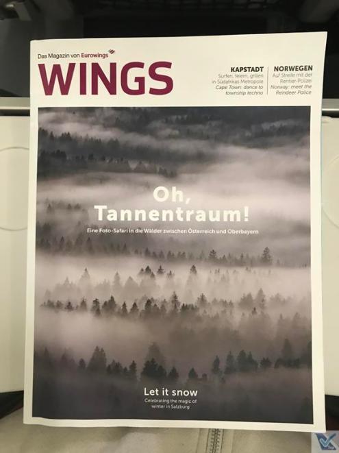 Revista de Bordo - Eurowings