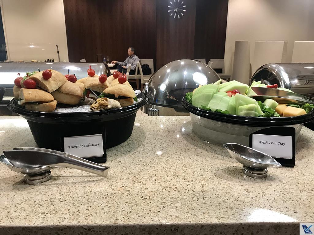 Sala VIP - IAH - Buffet (6)