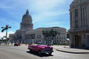 The Streets of Havana - Photo by: Tana Weingartner