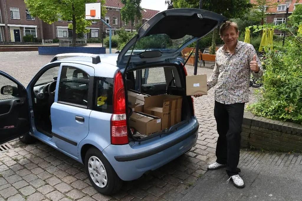Weed of Wonder Den Haag stichting VOC