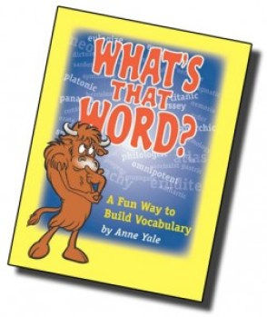 Fun Vocabulary Activities Workbook