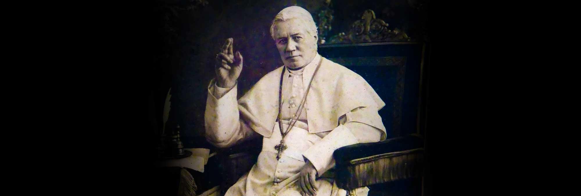 Ato de Abandono de São Pio X