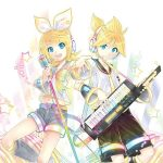 Happy 10th Birthday Kagamine Rin & Len!