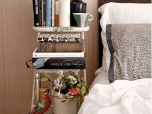 Cool Bedside Table Ideas