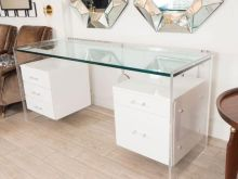cool glass desks
