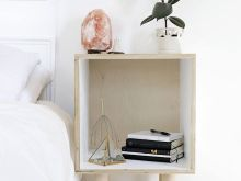 Diy Bedside Table Ideas