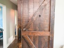 Interior Barn Door Ideas