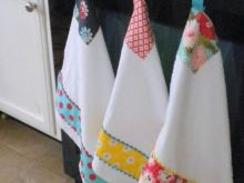 Kitchen Hanging Towels