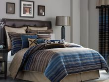 masculine queen bedding