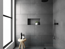 minimalist bathroom tiles