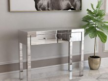Mirrored Foyer Table