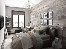 Rustic Modern Bedroom Ideas