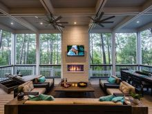 Screened In Back Porch Ideas