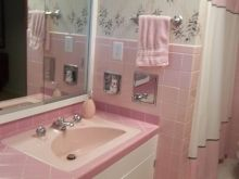 Vintage Pink Bathroom Ideas