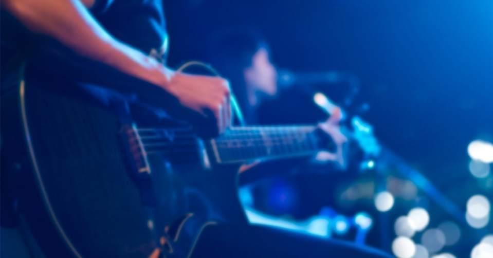 guitar and singer