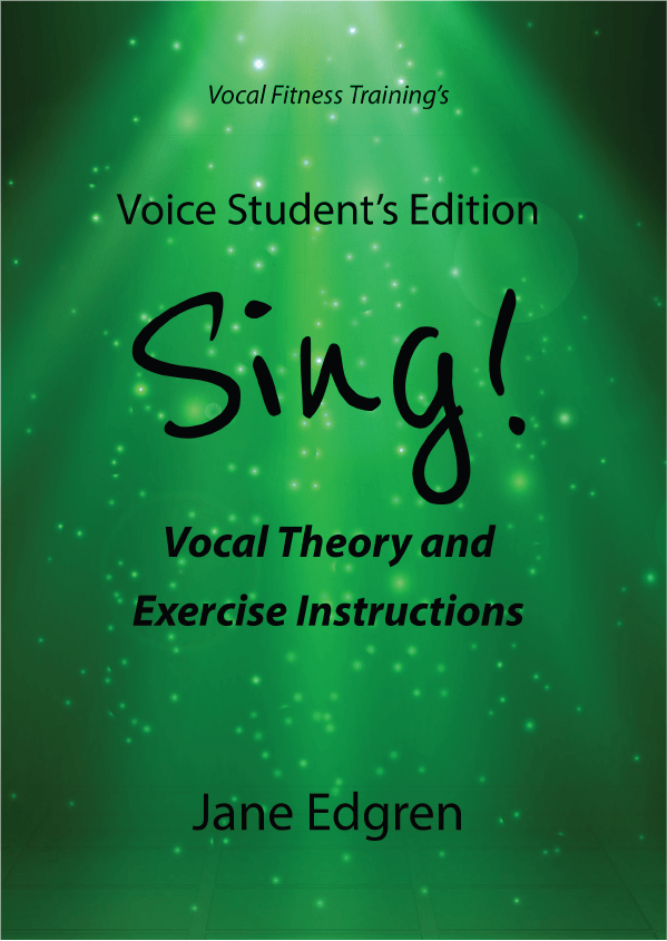 Buy Sing! and learn singing lessons from the e-book and online course of 20 Singing Lessons to Improve Your Voice