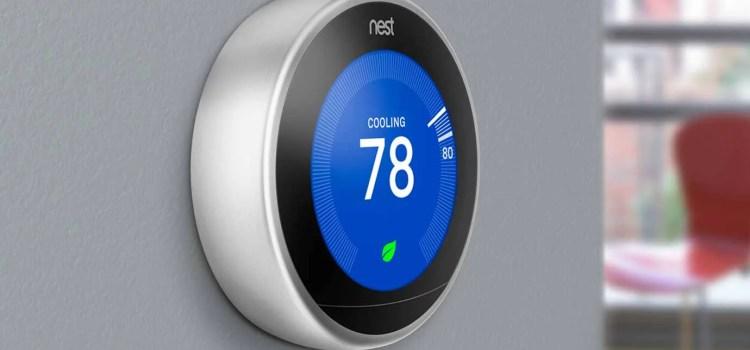 Nest unveils a Cortana-powered thermostat