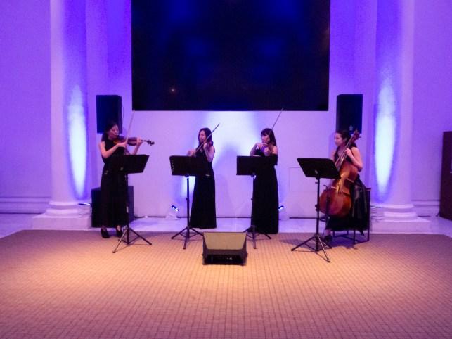 AMPER Quartet - Deutsche Bank