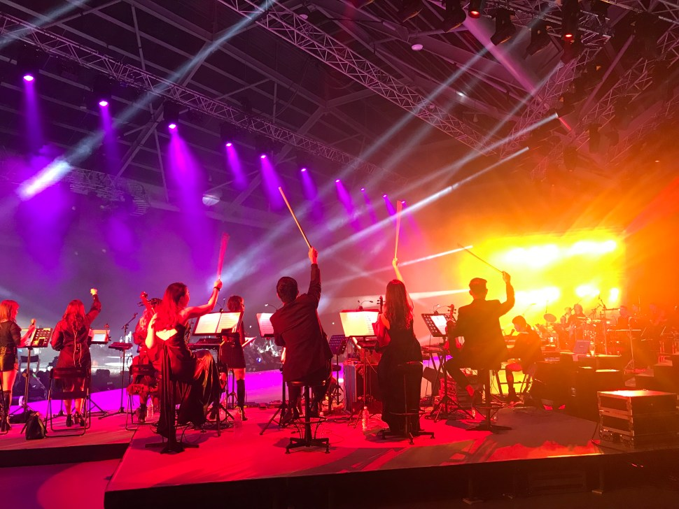 String Quartet Singapore at Concert