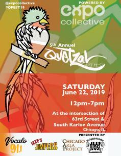 5th Annual Quetzal Fest Flyer
