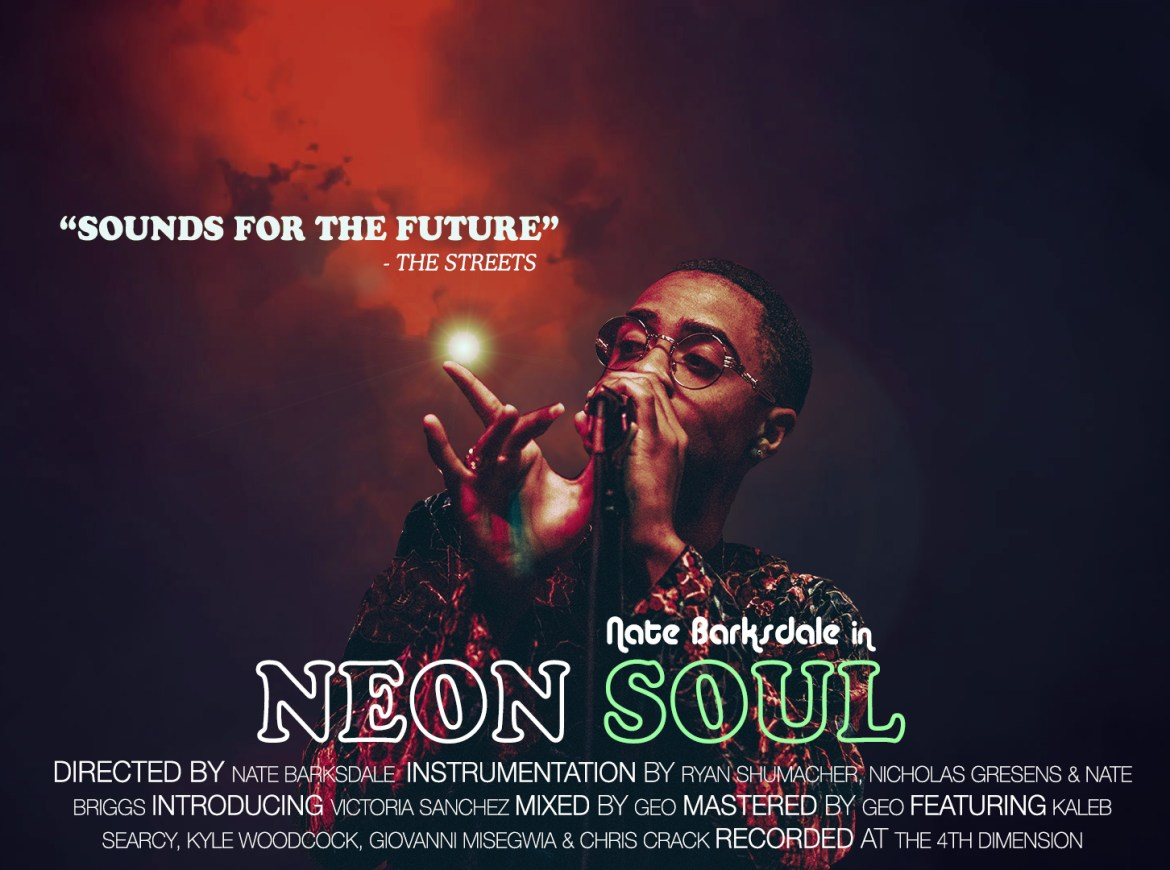 NEON SOUL MOVIE POSTER
