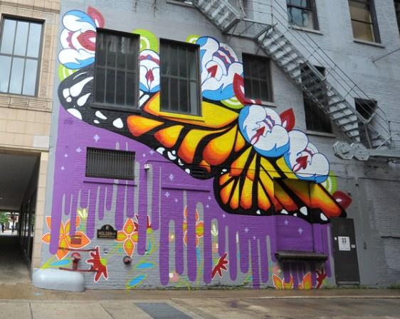gloe one mural 2