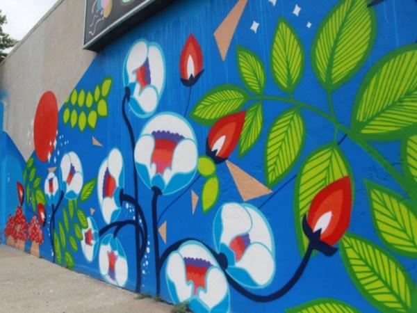 gloe one mural