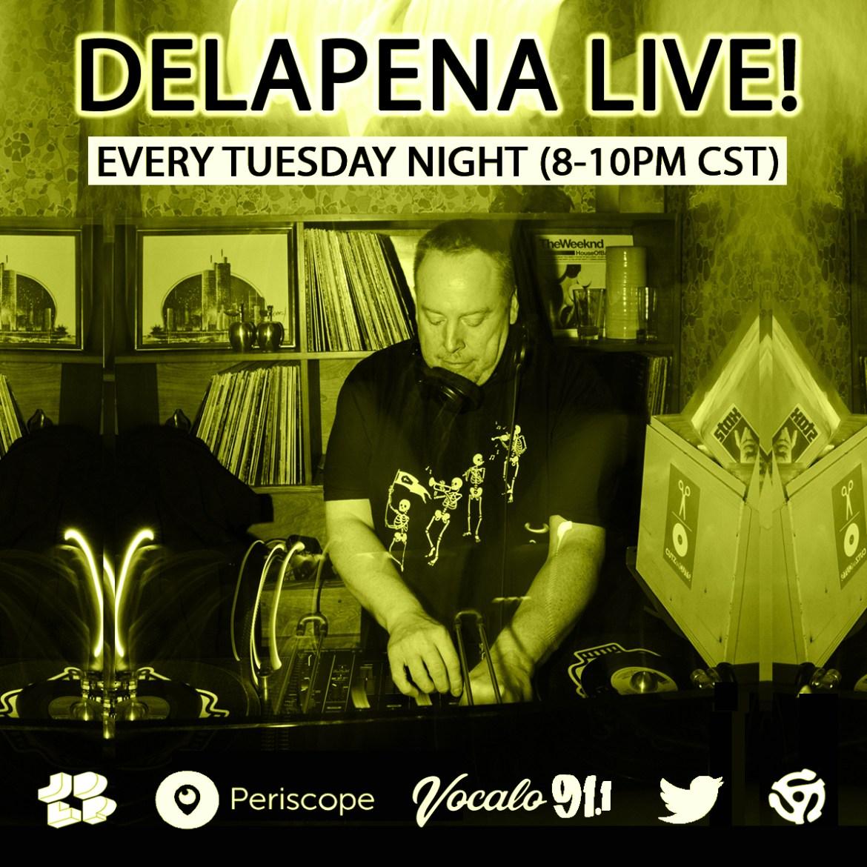 DELAPENA LIVE 05.05.20 tues GG 2